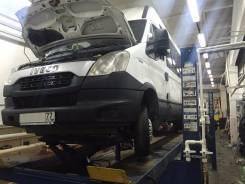 Продажа запчастей и ремонт Iveco Daily.