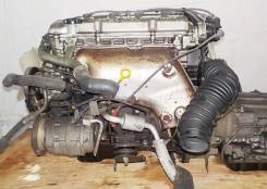 Двигатель в сборе. Nissan Largo, W30 Двигатель KA24DE