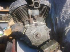 Harley-Davidson. 750 куб. см., исправен, без птс, с пробегом