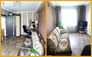 3-комнатная, улица Тельмана 19. Советский, частное лицо, 64 кв.м.