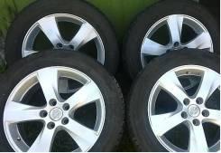 Колеса Goodride SV 308 225/55 R17. 7.0x17 5x114.30 ET-40 ЦО 60,1мм.