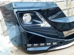 Обвес кузова аэродинамический. Toyota Land Cruiser Prado, GRJ151, GRJ150L, GRJ151W, GRJ150, GRJ150W, GDJ151W, KDJ150L, TRJ150W, GDJ150W, GDJ150L, TRJ1...