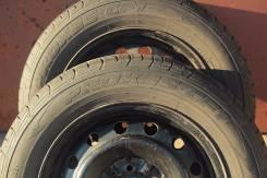 Toyo Proxes CF1. Летние, 2012 год, износ: 10%, 2 шт