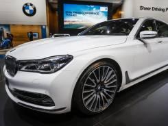 Диски R20 Individual для новой БМВ (BMW) 7 серии G11/G12. 8.5x20, 5x120.00, ET25. Под заказ