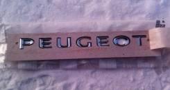 Продам надпись двери багажника Peugeot 408