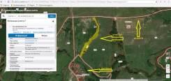 Участок земли без посредников по цене 50 т. руб/га. собственность, от агентства недвижимости (посредник)