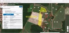 Колхоз реализует участок земли без посредников по цене 50 т. руб/Га. собственность, от агентства недвижимости (посредник)
