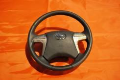Руль. Toyota Camry, ACV40, ACV45, GSV40 Двигатели: 2GRFE, 2AZFE