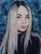 Портреты акварелью, рисунки (на заказ). Под заказ