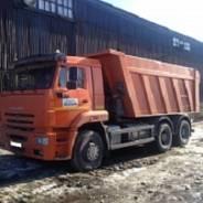Камаз 6520. Самосвал -73, 11 762 куб. см., 20 000 кг.