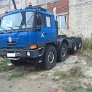 Tatra. Грузовой-тягач седельный tatra, 12 667 куб. см., 60 000 кг.