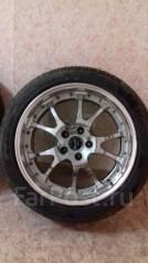 Продам комплект колёс 225/45/18 Work. 8.0x18 5x114.30 ET30