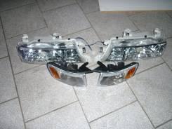 Фара. Toyota Chaser, JZX90, JZX91, GX90, JZX93