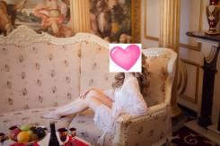 Продам кружевной халатик для фотосессии невесты, ТОРГ