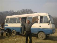 Водитель автобуса. Среднее образование, опыт работы 26 лет