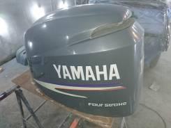 Yamaha. 115,00л.с., 4-тактный, бензиновый, нога X (635 мм), Год: 2008 год