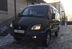 ГАЗ 2752. Продам ГАЗ Соболь 2752, 2,9 МТ, 2003 г. в., полный привод 4х4., 2 900 куб. см.