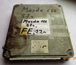 Блок управления двс. Mazda 626