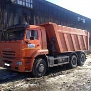 Камаз 6520. Самосвал -73, 12 332 куб. см., 20 000 кг.