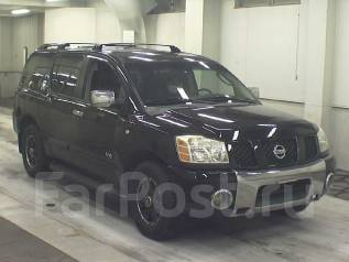 Nissan Armada. автомат, 4wd, 5.6 (309л.с.), бензин, 83тыс. км, б/п. Под заказ