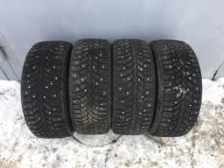 Bridgestone Blizzak Spike-01. Зимние, шипованные, 2014 год, износ: 20%, 4 шт