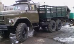 ЗИЛ 131. Бортовой грузовик, 4 500 куб. см., 5 000 кг.
