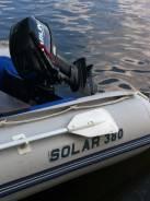 Solar 380. Год: 2014 год, длина 3,80м., двигатель подвесной, 15,00л.с., бензин