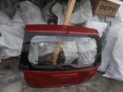 Крышка багажника. Hyundai Getz