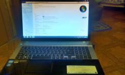 """Acer. 17.3"""", ОЗУ 8192 МБ и больше, диск 750 Гб, WiFi, аккумулятор на 2 ч."""