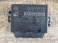 Блок управления парктроником. Volkswagen Passat CC Двигатель CCZB