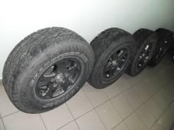 Dunlop Grandtrek AT3. Всесезонные, износ: 30%, 4 шт