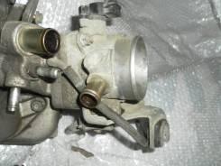 Заслонка дроссельная. Toyota Corolla Runx, ZZE123 Двигатель 2ZZGE