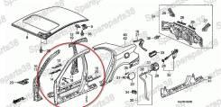 Панель кузова. Acura RL Acura Legend Honda Legend, DBA-KB2, DBA-KB1, KB2, KB1, DBAKB1, DBAKB2 Двигатели: J37A, J35A, J35A8, J37A3, J37A2