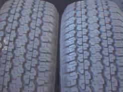 Bridgestone Dueler H/T D689. Летние, 2014 год, износ: 30%, 2 шт
