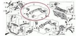 Лонжерон. Acura RL Acura Legend Honda Legend, DBA-KB2, DBA-KB1, KB2, KB1, DBAKB1, DBAKB2 Двигатели: J37A, J35A, J35A8