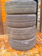 Bridgestone Dueler H/L Alenza. Всесезонные, износ: 50%, 4 шт
