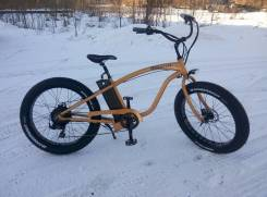 Электро велосипед Фэтбайк Okkervil 0032025Е