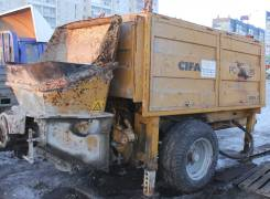 Cifa PC 709. Бетононасос CIFA РС 709/415, 220 м.