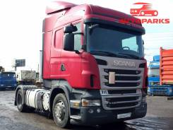Scania R. 420 тягач 4х2 Евро 5 хорошее состояние 2011 год, 11 705 куб. см., 11 040 кг.