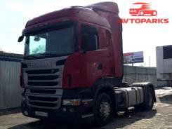 Scania R. Тягач 4х2 Евро 5 420 2011 год хорошее состояние, 11 705 куб. см., 11 040 кг.