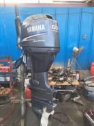 Yamaha. 60,00л.с., 4х тактный, бензин, нога L (508 мм), Год: 2012 год. Под заказ