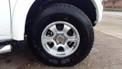 Продам колеса в сборе, TOYO A/T 275/70/р16, с дисками 6x139.7р16. x16 6x139.70 ET-20
