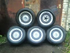 Колеса летние (комлект) - BMW 7 series ( Bridgestone Duller ) 235/60 R. 5x120.00 ET-24. Под заказ