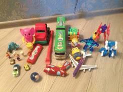 Игрушки детские пластмассовые