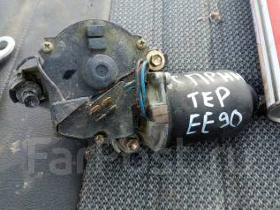 Мотор стеклоочистителя. Toyota Sprinter, EE90 Двигатели: 2E, 2ELU