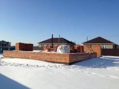 Земельный участок с недостроенным домом. 9 000 кв.м., собственность, электричество, вода, от частного лица (собственник)