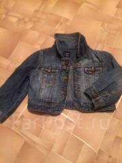 Куртки джинсовые. Рост: 68-74, 74-80, 80-86 см