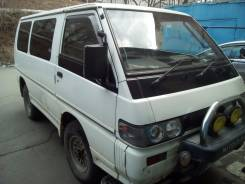 Mitsubishi Delica. механика, 4wd, 2.5 (115 л.с.), дизель