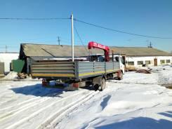 Mitsubishi Fuso. Продается грузовик Mitsubishi Fuco Canter, 4 900 куб. см., 6 000 кг.
