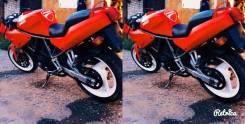 Ducati 400SS. 400 куб. см., исправен, птс, без пробега